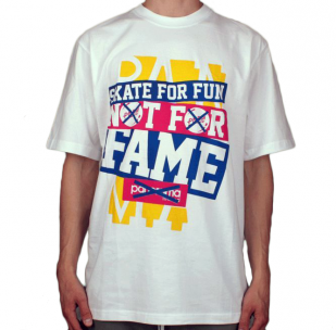 Skate For Fun Tee