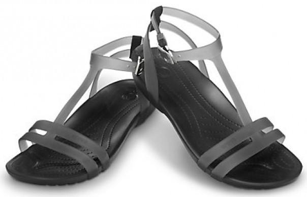 Crocs sexi sandal black