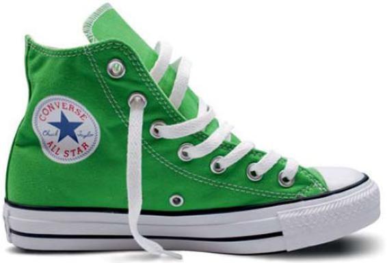 853305dcf21 CONVERSE Chuck Taylor All Star zelená. Chuck Taylor All Star