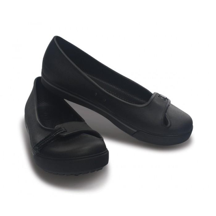 3e12a594f1b CROCS Crocband™ II.5 Flat black charcoal