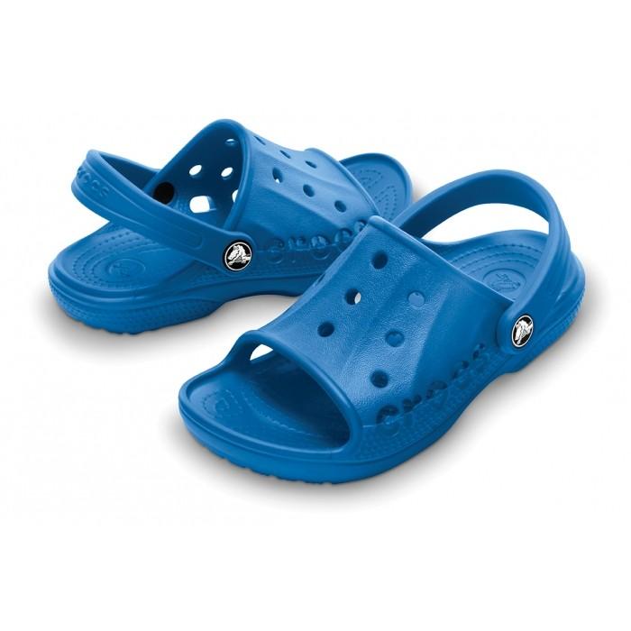 fa9b5029b1a CROCS Baya Slide Kids Sea Blue. Baya Slide Kids
