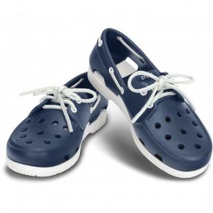 Beach Line Boat Shoe Kids J