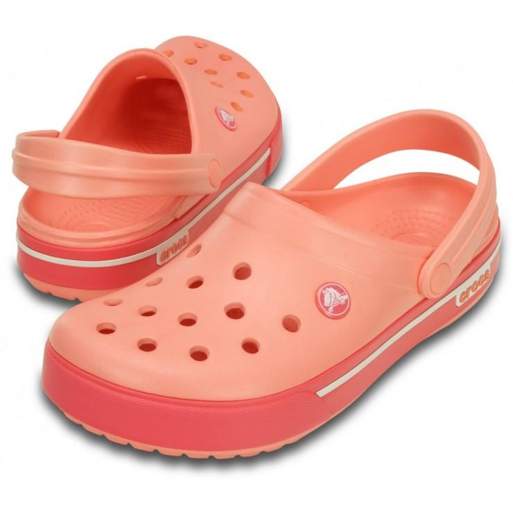 6bd37e3175 CROCS Crocband II.5 Clog Melon Coral. Crocband II.5 Clog