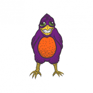 Purple Chicken