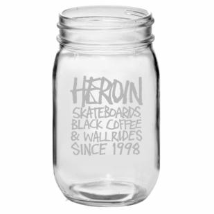 Since 1998 Mason Jar