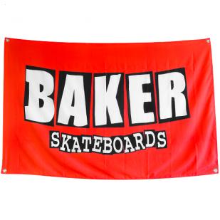 Brand Logo Flag