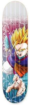 Dragon Ball Z 8,38