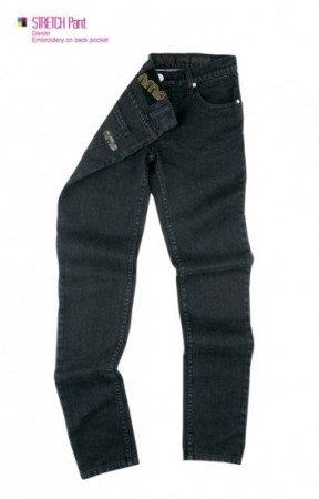 NOMAD GIRLS Stretch Jeans black