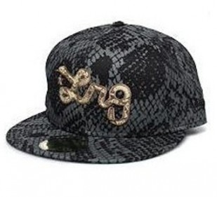 Cold Blooded Cap black