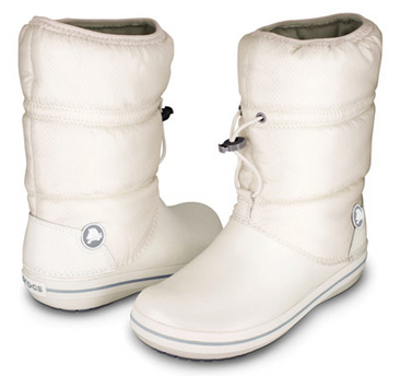 74c51b8777f CROCS Crocband Winter Boot oyster oyster