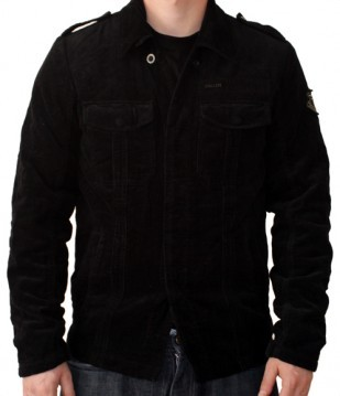 Fallen rise jacket